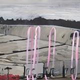 Tube Works, Oil on canvas, 60x75cm- 2015-min