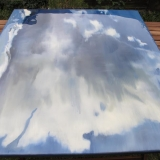 View of Cloud Painting II