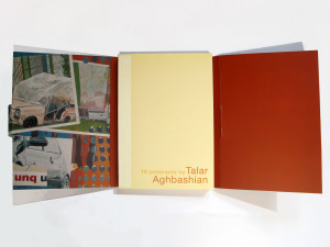 16 Postcards By Talar Aghbashian, Incognito, 2006
