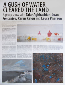 Green Rhino Hunts, A publication by The Running Horse Contemporary Art Space, A Gush of Water Cleared the Land December 2011- March 2012, Issue No.4